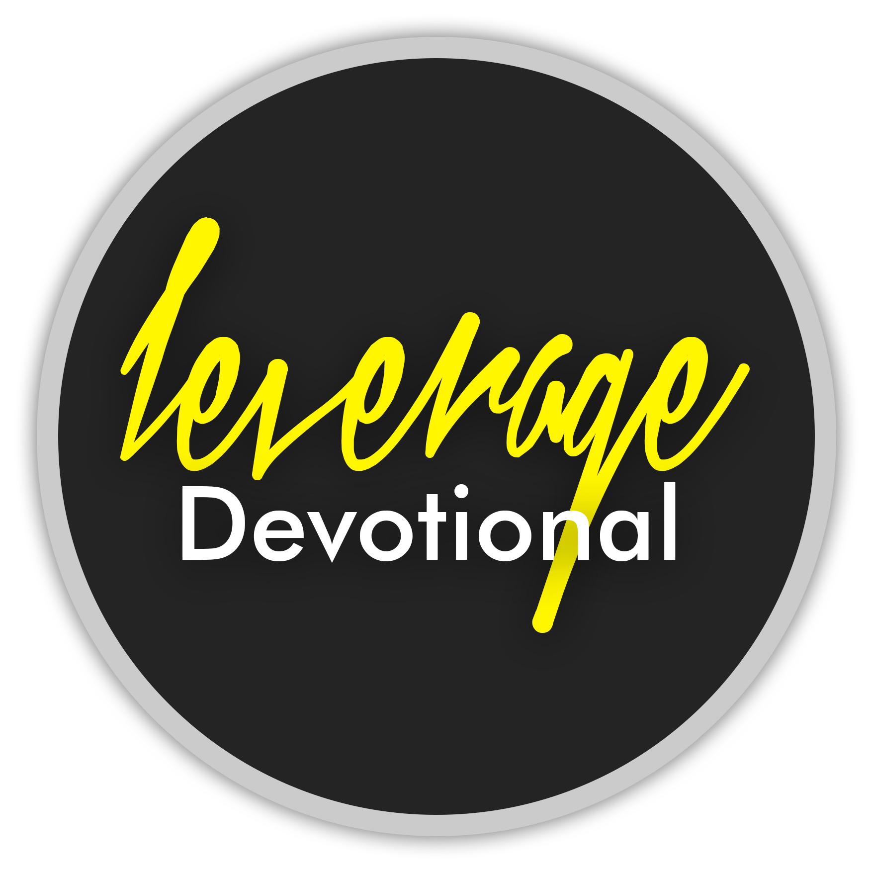 Leverage Devotional